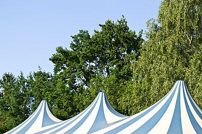 Zirkuszelt - p1199m1040083 von Claudia Jestremski