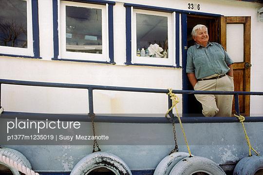 Teddy Tucker on m/s Wendy - p1377m1235019 by Susy Mezzanotte