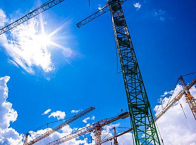 Building site - p488m779282 by Bias