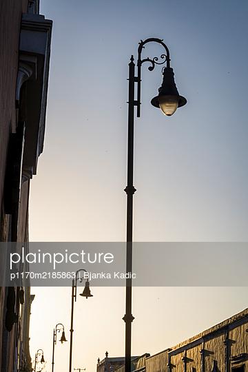 Street lamps - p1170m2185863 by Bjanka Kadic