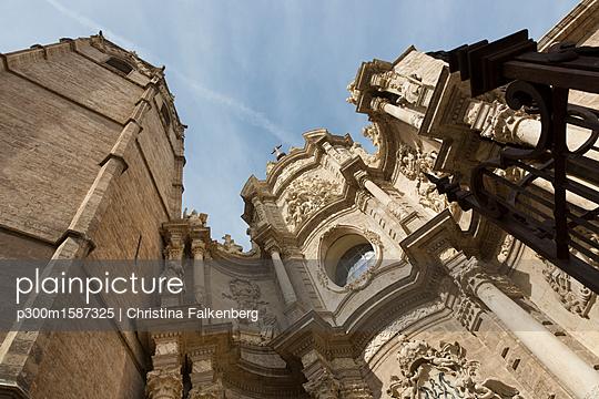 Spain, Valencia, Valencia Cathedral - p300m1587325 von Christina Falkenberg