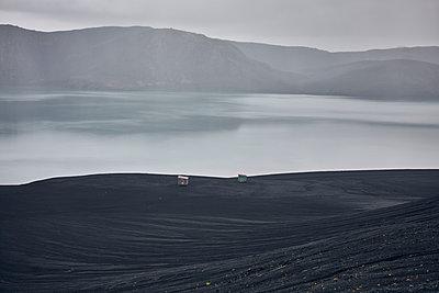 Blick auf den Porisvatn See - p1305m1190674 von Hammerbacher