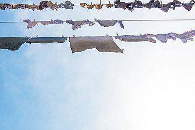 Wäsche - p488m1446088 von Bias