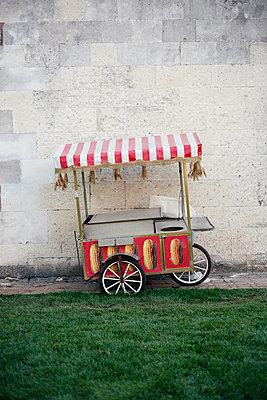 Imbisswagen - p979m1072012 von Sabine Skiba