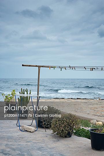 Ruhe am Meer - p1200m1147179 von Carsten Görling