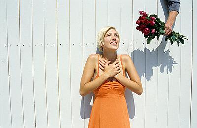 Glück von oben - p0451564 von Jasmin Sander