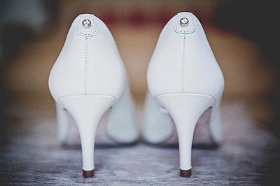 Weiße Schuhe - p1113m932899 von Colas Declercq
