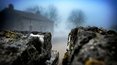 Nebel - p636m2021668 von François-Xavier Prévot