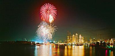 Fireworks - p3190031 by Elbe&Flut