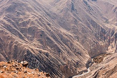 Colca Canyon - p1202m1061286 von Jörg Schwalfenberg