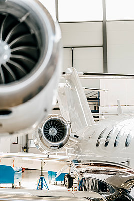 Aircraft engine - p586m1208606 by Kniel Synnatzschke