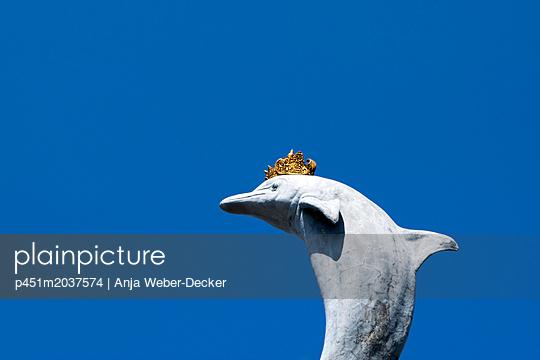 Delfin - p451m2037574 von Anja Weber-Decker