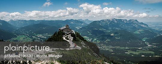 Germany, Bavaria, Berchtesgardener Land, Hiking - p1569m2196130 by Moritz Metzger