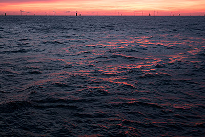 Offshore wind energy - p1079m1092069 by Ulrich Mertens
