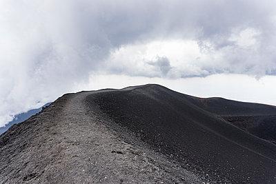 Etna volcano's trail - p1558m2132777 by Luca Casonato