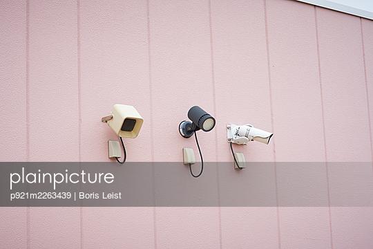 Security cameras - p921m2263439 by Boris Leist