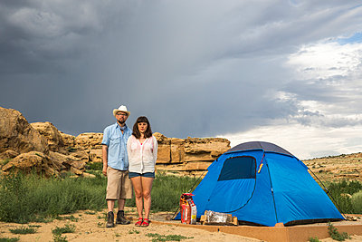 Campers out west - p1291m1548085 by Marcus Bastel