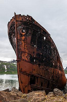 Westfjords - p470m1043034 by Ingrid Michel