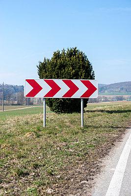 Warnschild - p1164m1034846 von Uwe Schinkel