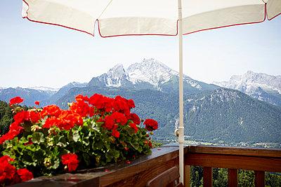 Ausflugslokal, Berchtesgaden - p464m939959 von Elektrons 08