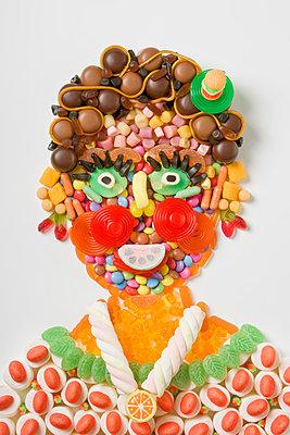 Sweet woman - p8110046 by Werner Dieterich