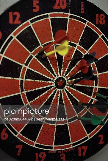 Darts - p1028m2044072 von Jean Marmeisse