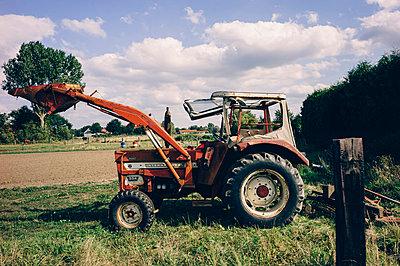 Tractor, Ingolstadt - p1085m987644 by David Carreno Hansen