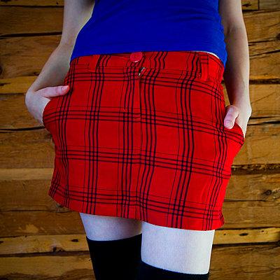 Skirt - p3226670 by Tuomas Marttila