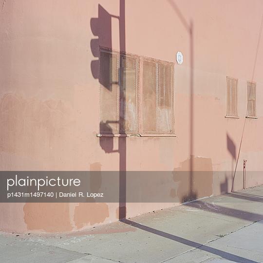 Adams Pink Corner - p1431m1497140 by Daniel R. Lopez