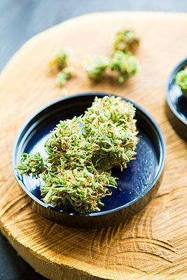Cannabis - p1149m2182435 by Yvonne Röder