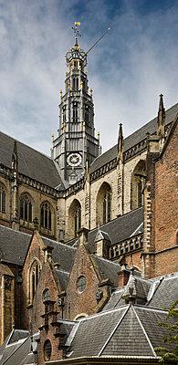 Grote Kerk in Haarlem - p1032m1139054 von Fuercho