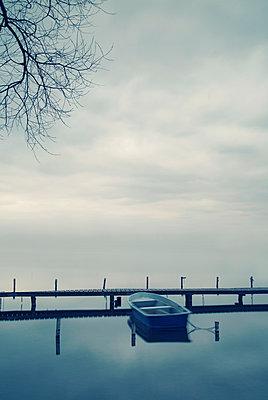 Lake, Zarrentin - p992m1016133 by Carmen Spitznagel