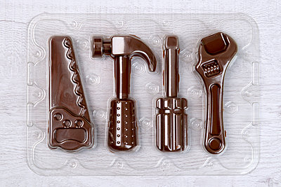 Chocolate tools - p451m2133723 by Anja Weber-Decker