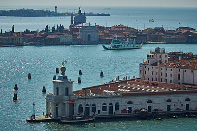 Campanile di San Marco - p192m1090409 by Holger Pietsch