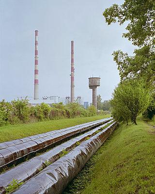 Industry, Krakow - p1214m1028166 by Janusz Beck