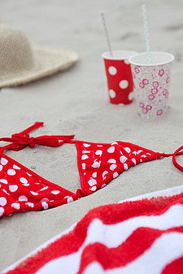 Sommer am Strand - p454m709362 von Lubitz + Dorner