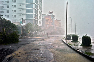 Effects of Typhoon Wutip - p934m1022238 by Morgan Ommer