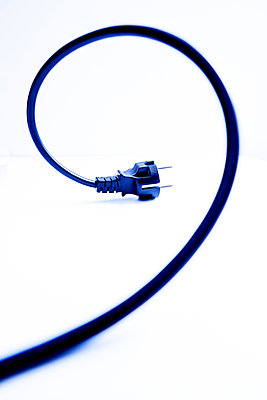 Electric cable - p1149m2197050 by Yvonne Röder