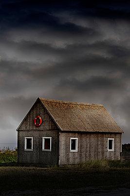 Alte Fischerhütte - p248m952356 von BY