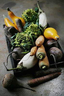 Gemüse - p1028m902480 von Jean Marmeisse