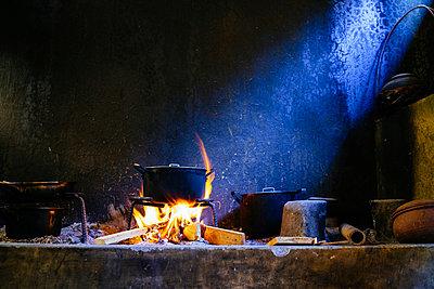 Feuerstelle - p1053m967975 von Joern Rynio