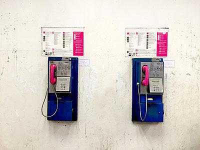 Pint Telephone  - p1082m1131939 by Daniel Allan