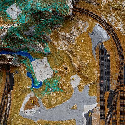 Model railway - p1578m2272069 by Marcus Hammerschmitt