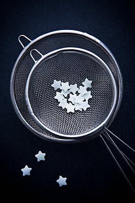 Zuckersterne - p1149m1486770 von Yvonne Röder