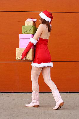 Weihnachtsfrau - p3040186 von R. Wolf