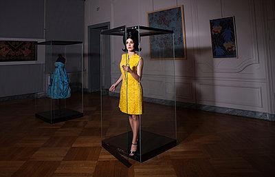 Museum - p1081m947612 by Cédric Roulliat