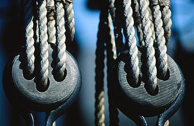 Hemp rope - p1003m760262 by Terje Rakke