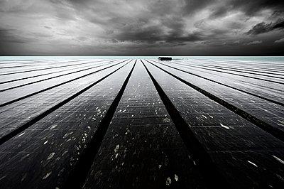 Planken - p1137m940636 von Yann Grancher