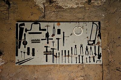 Alte Werkzeuge - p8290179 von Régis Domergue