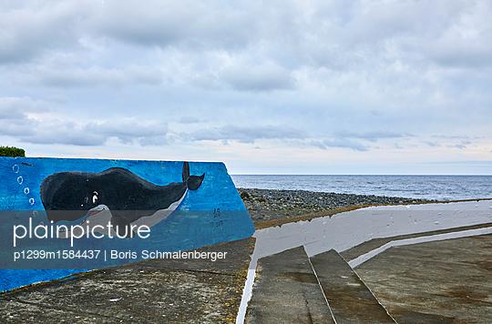 Walgemälde an der Küste - p1299m1584437 von Boris Schmalenberger